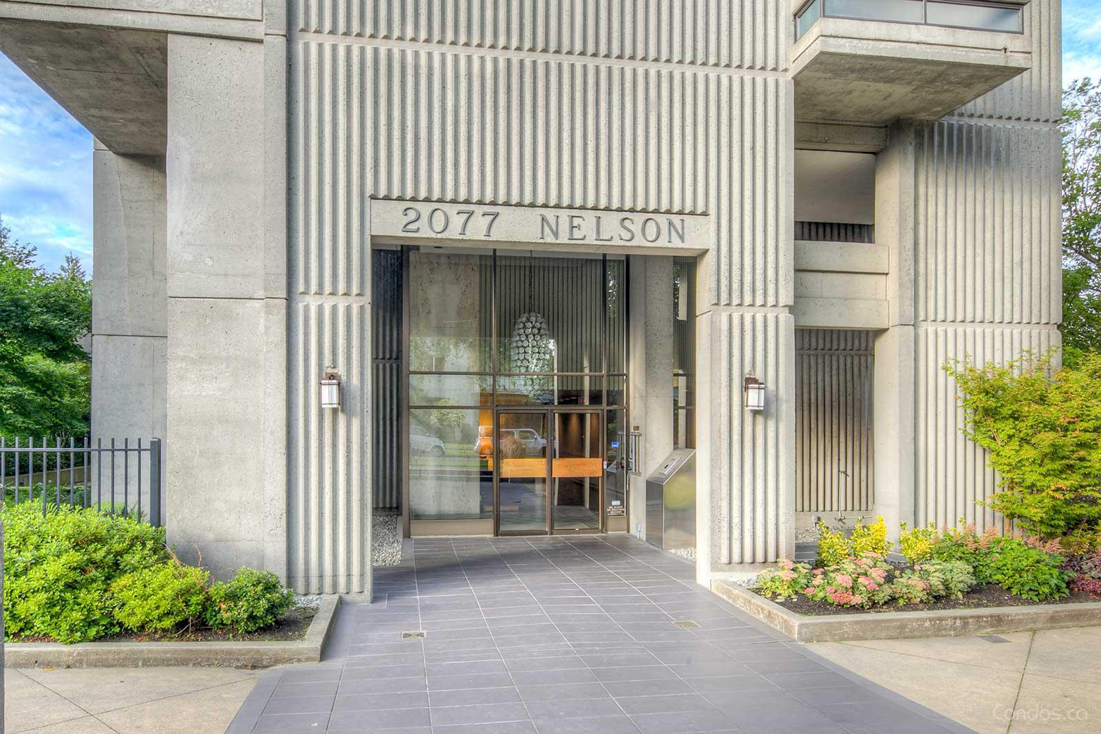 2077 Nelson at 2077 Nelson St, Vancouver 0