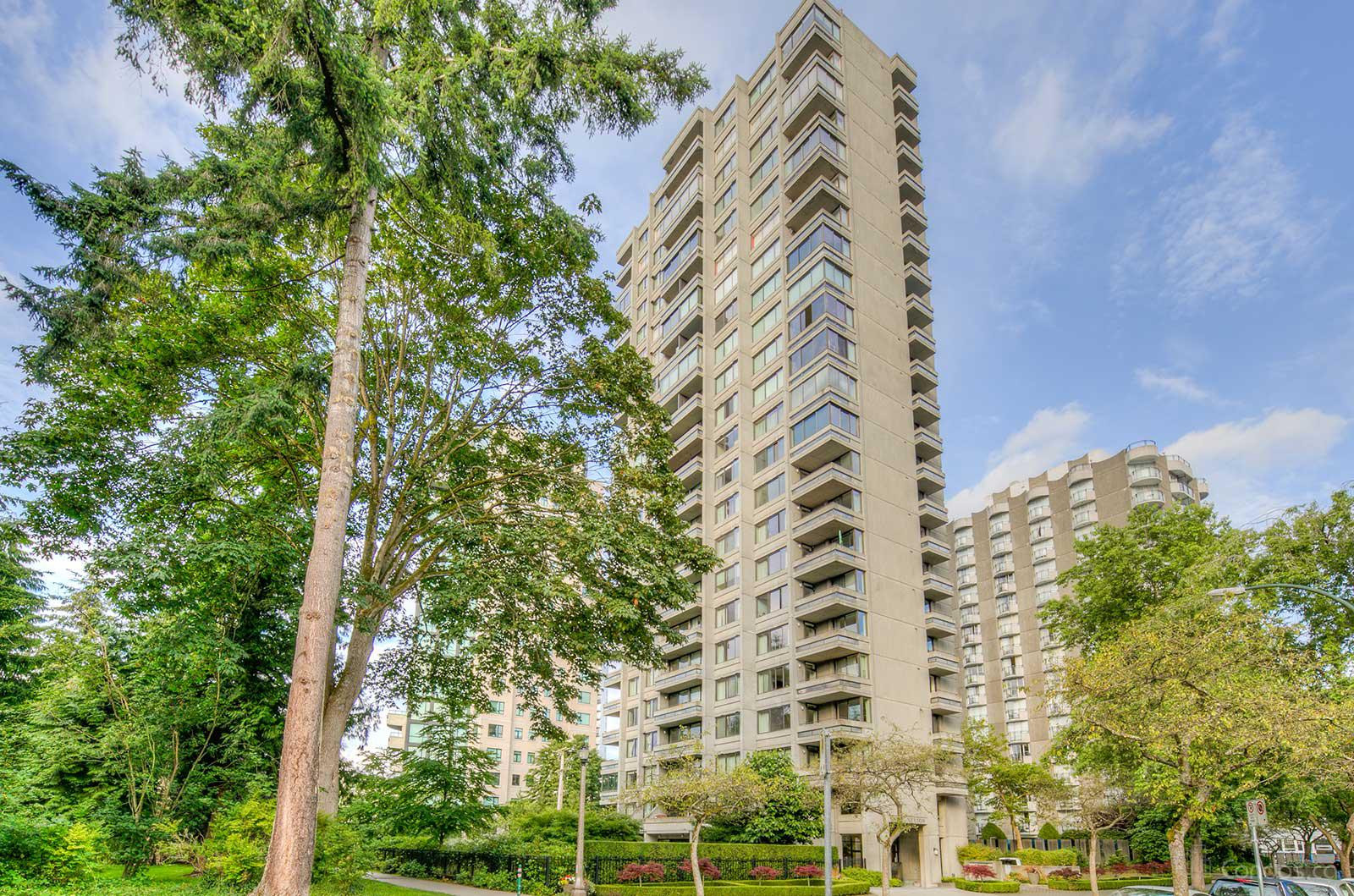 2077 Nelson at 2077 Nelson St, Vancouver 1