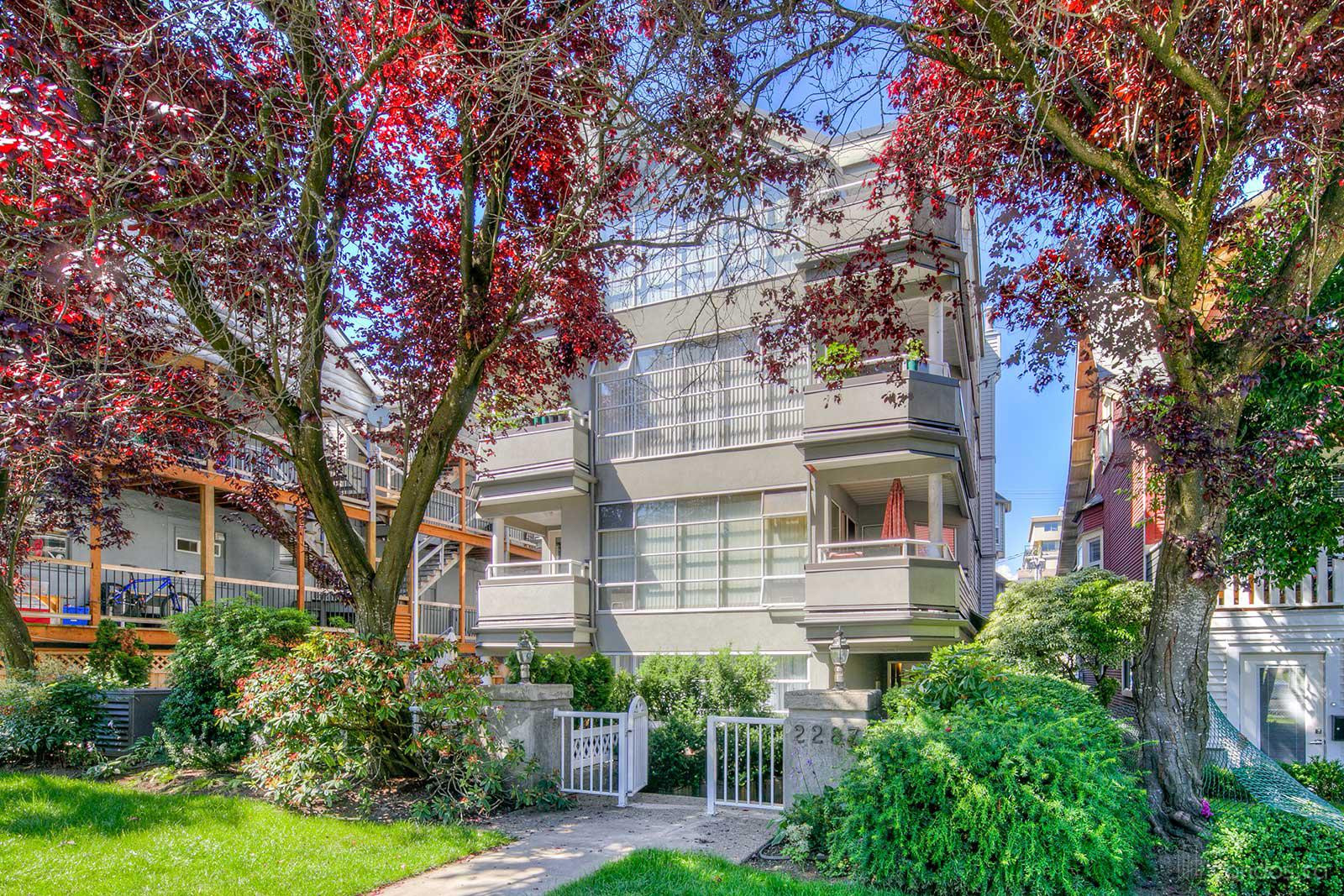 2287 West 3rd Ave at 2287 W 3rd Ave, Vancouver 0