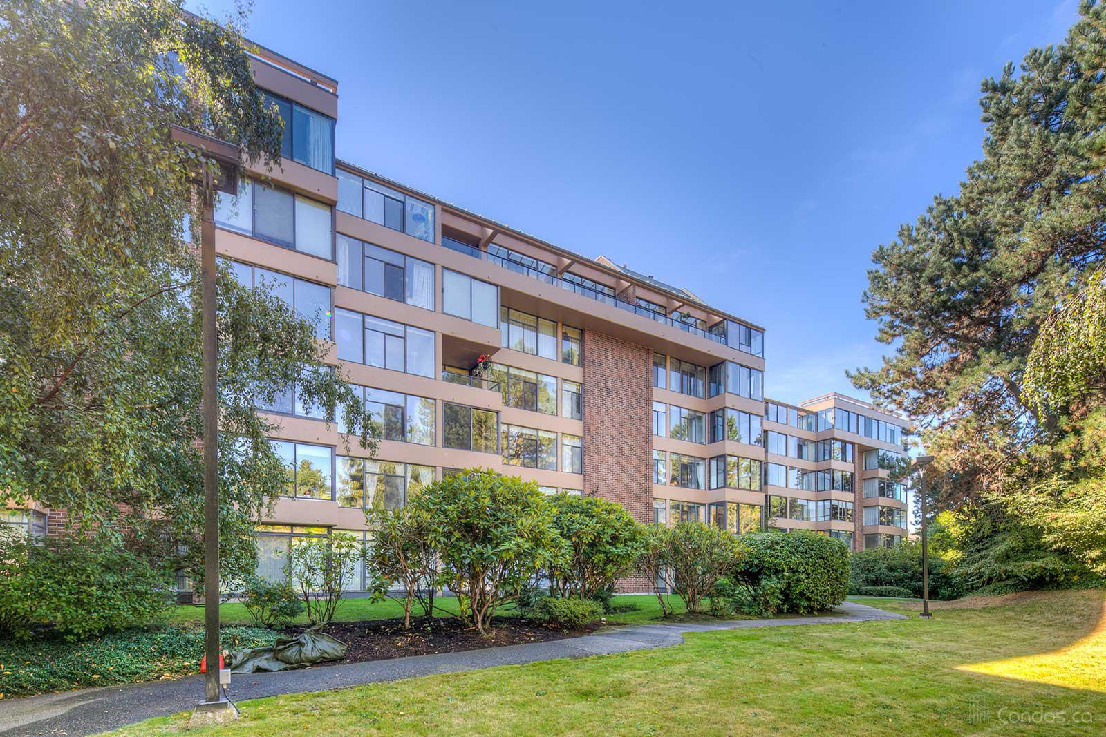 Arbutus Village I & II at 2101 McMullen Ave, Vancouver 0