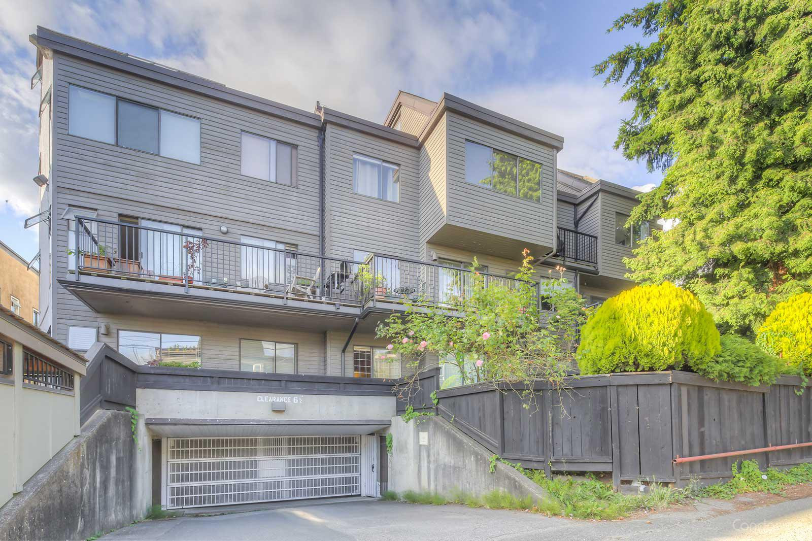 Balsam Mews at 2001 Balsam St, Vancouver 1