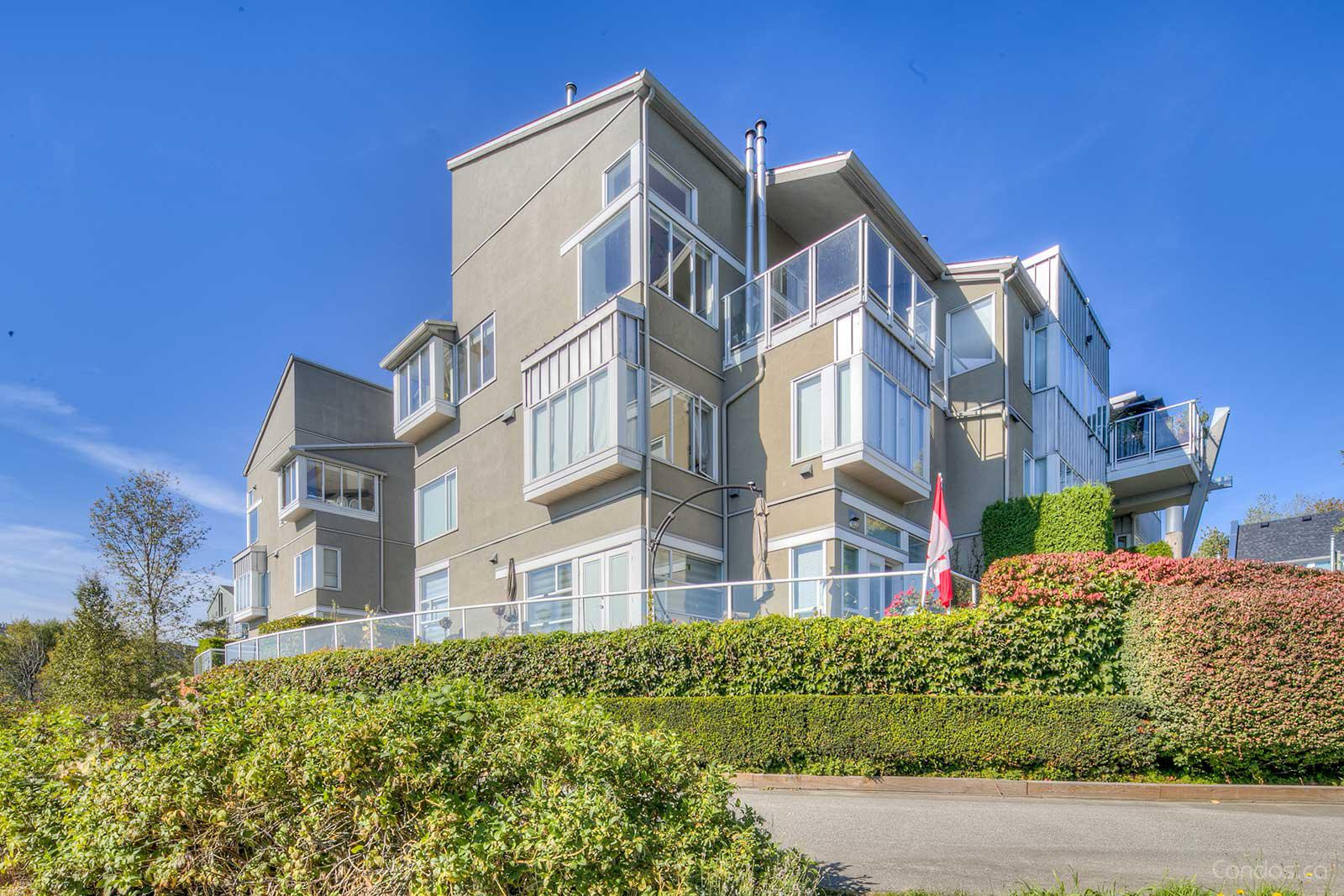 Captain's Walk at 2138 East Kent Ave S, Vancouver 0