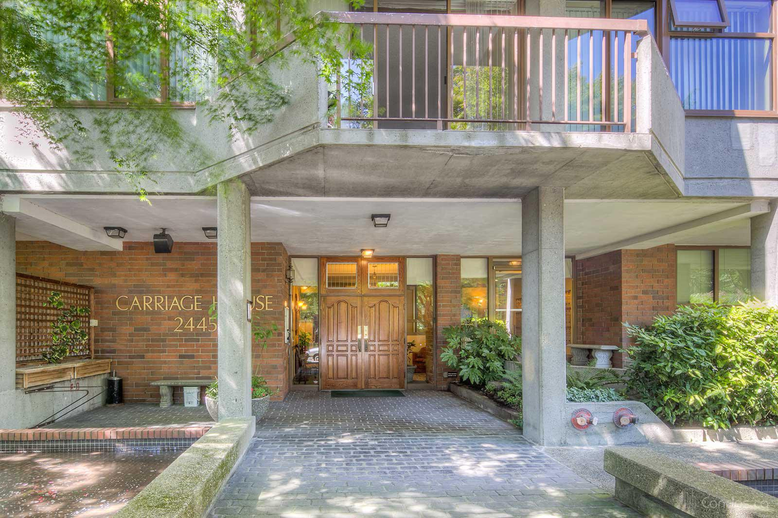 Carriage House at 2445 W 3rd Ave, Vancouver 1