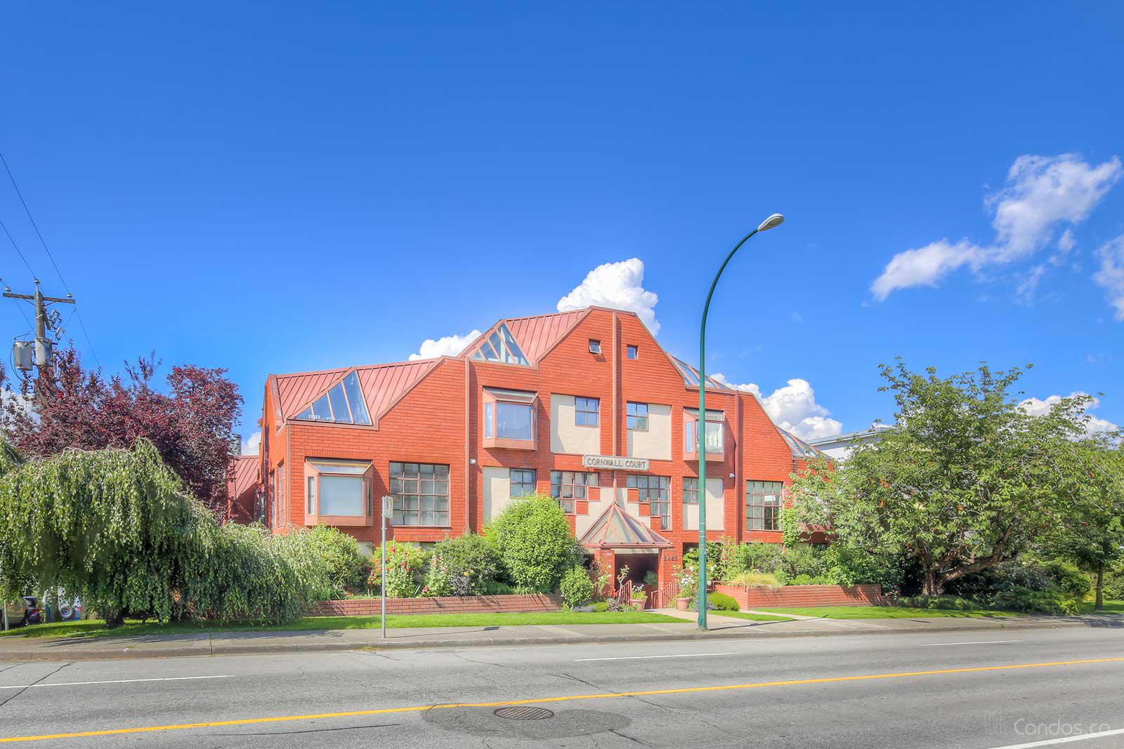 Cornwall Court at 2485 Cornwall Ave, Vancouver 0