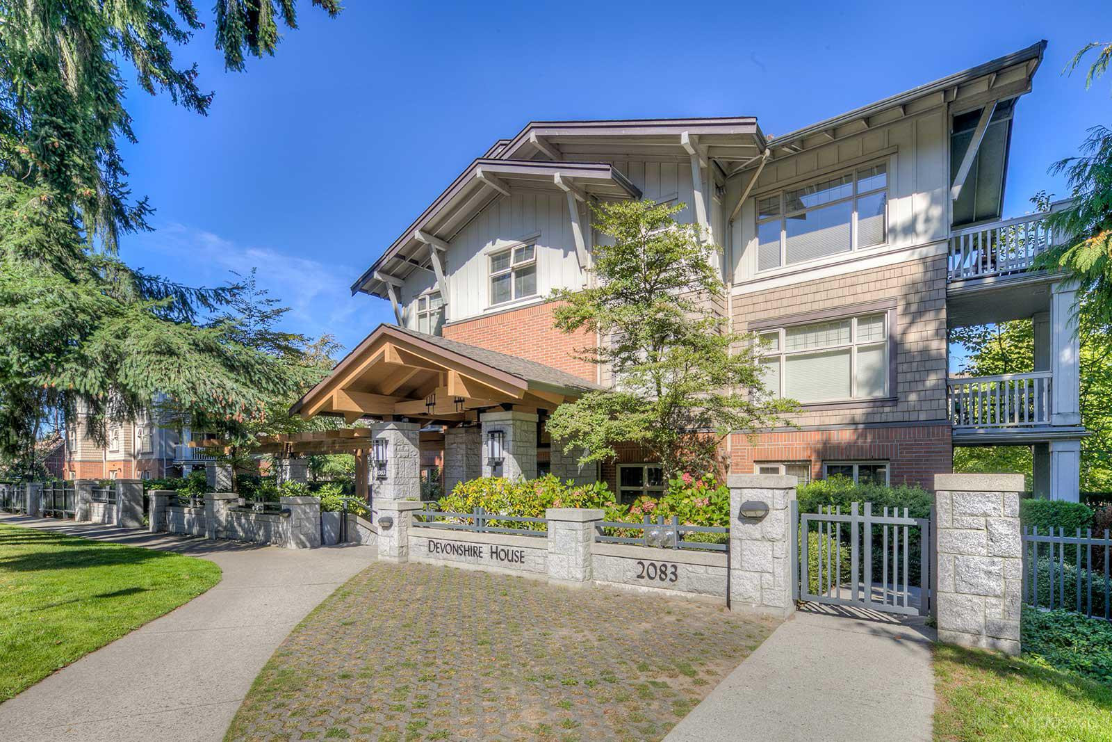 Devonshire House at 2083 W 33rd Ave, Vancouver 0