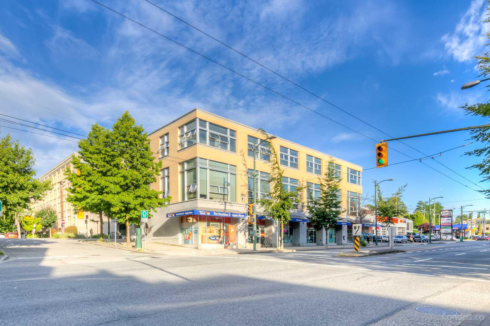 Lofts In Kits at 2088 W 11th Ave, Vancouver 0