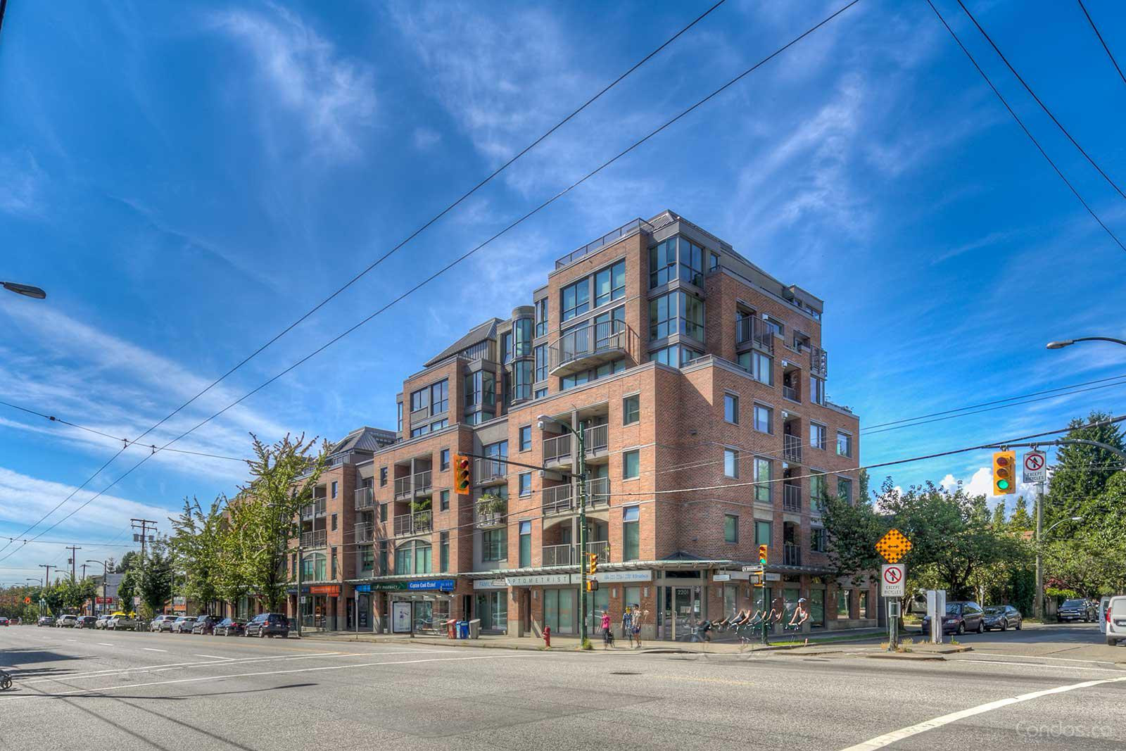 New Pointe Terra at 2223 W Broadway, Vancouver 0