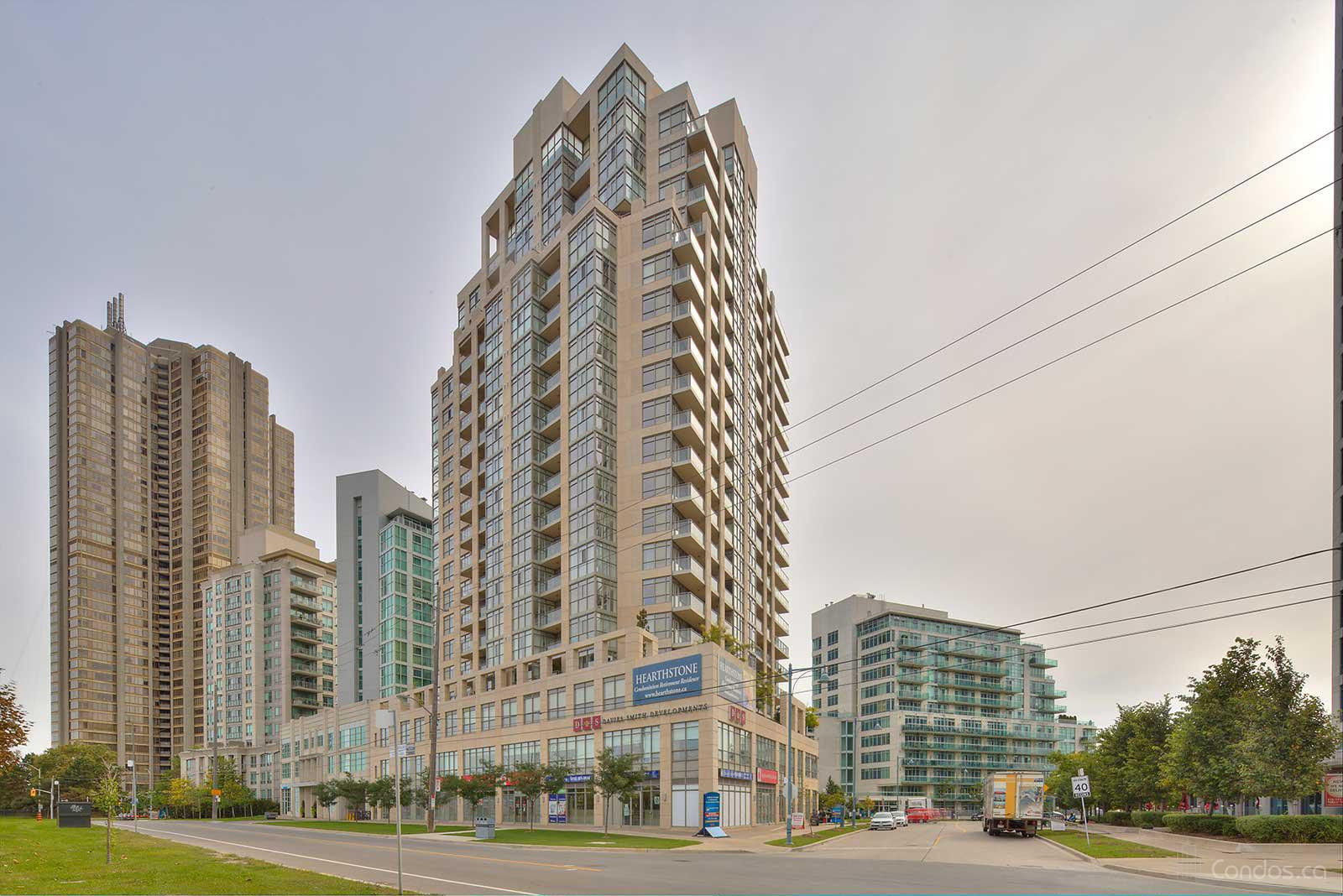 Hearthstone by the Bay at 3 Marine Parade Dr, Toronto 1
