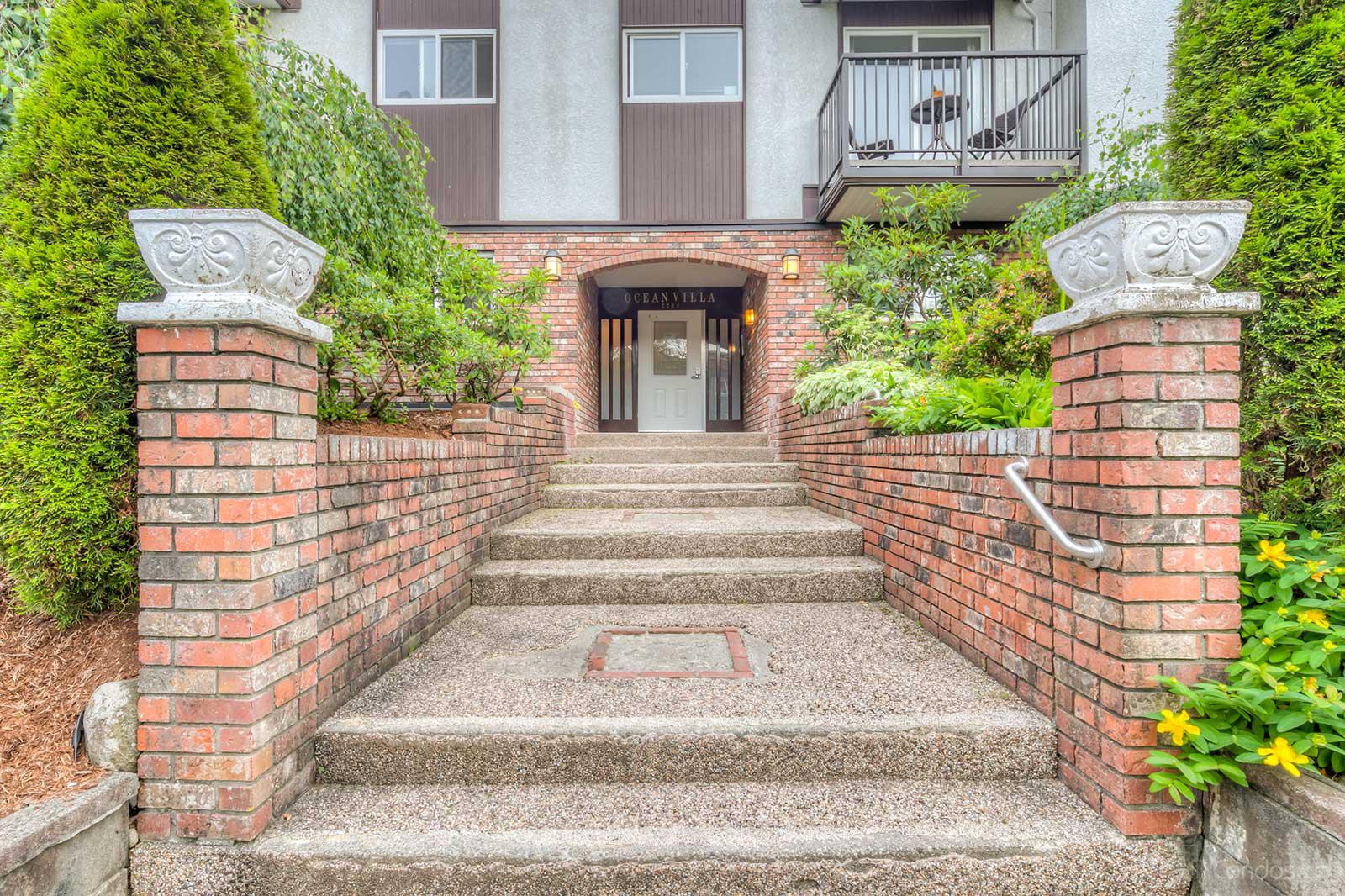 Ocean Villa at 2234 W 1st Ave, Vancouver 0