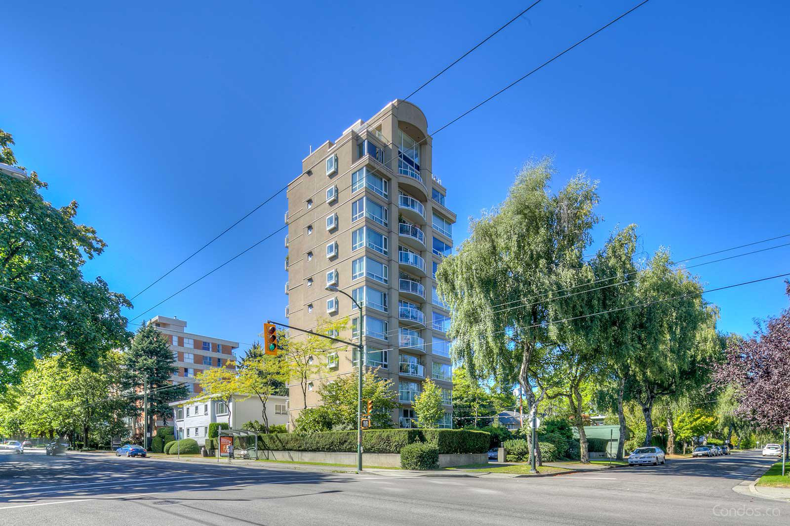 Point Grey Tower at 2575 Tolmie St, Vancouver 0