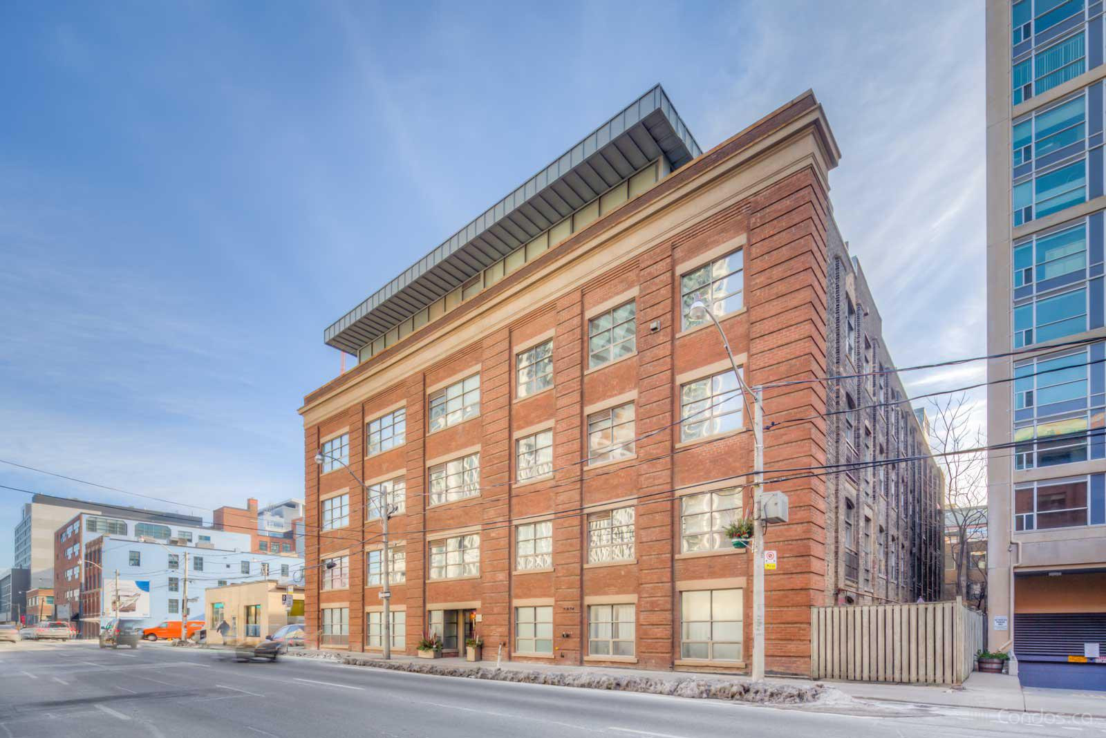 Liberty Lofts at 383 Adelaide St E, Toronto 0