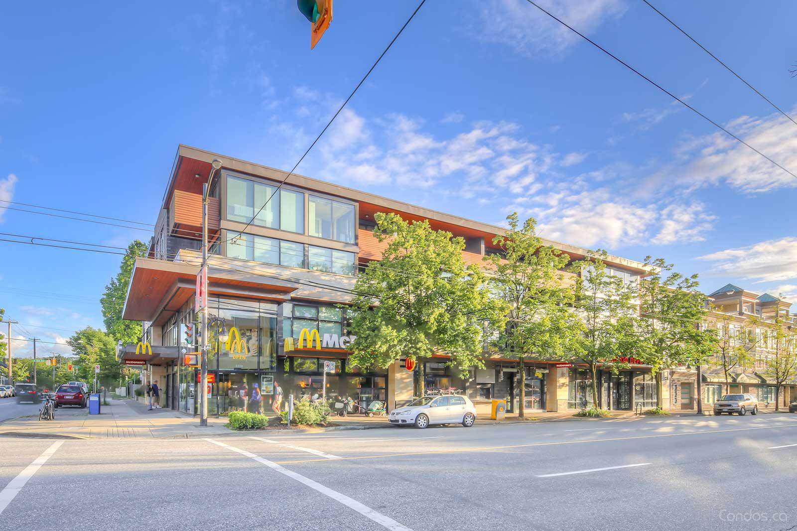 The Mack at 2525 Blenheim St, Vancouver 0