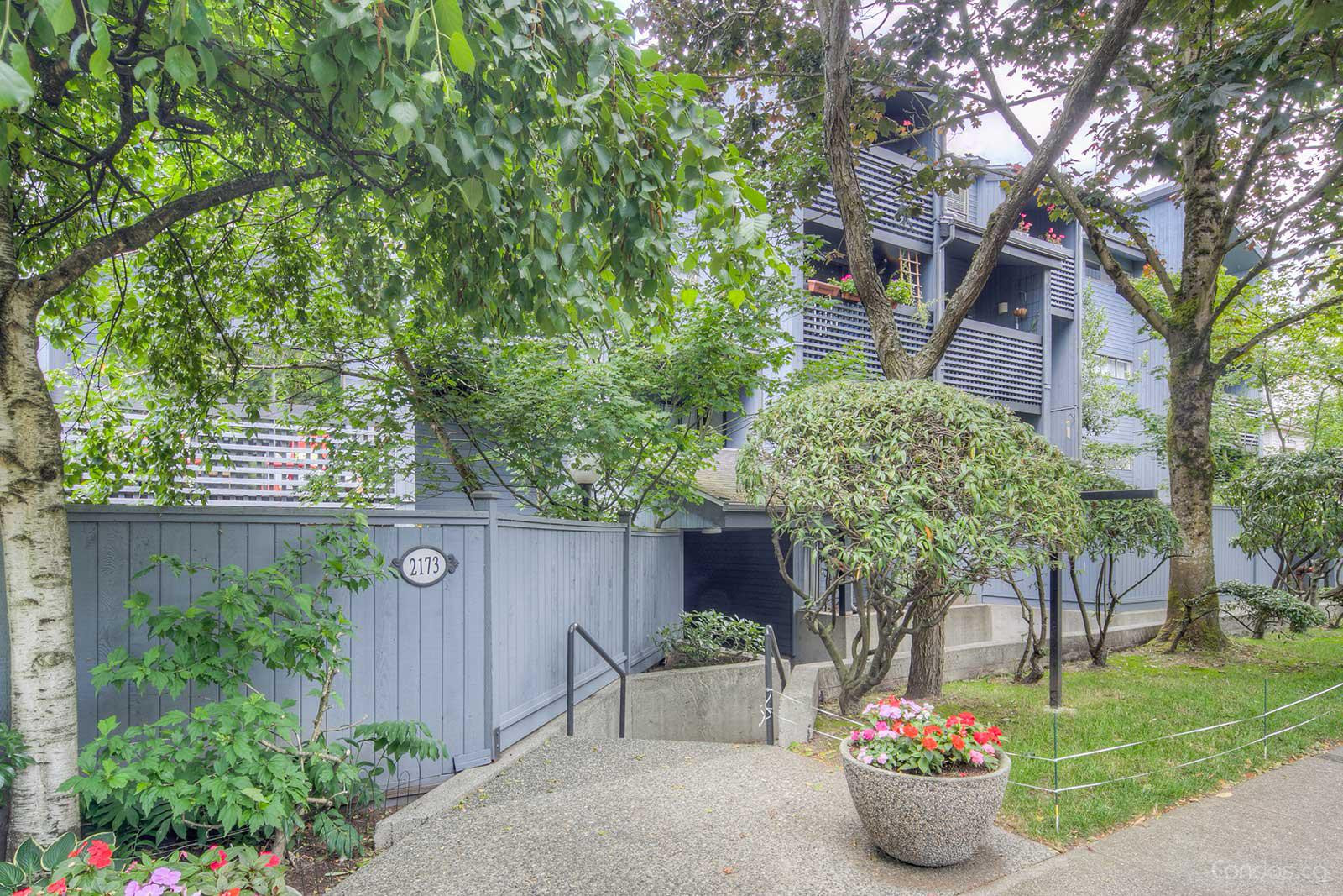 The Malibu at 2173 W 6th Ave, Vancouver 1