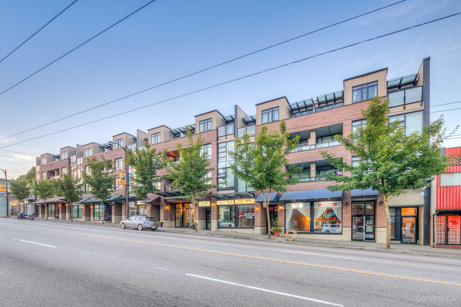 The View at 2150 E Hastings St, Vancouver 0