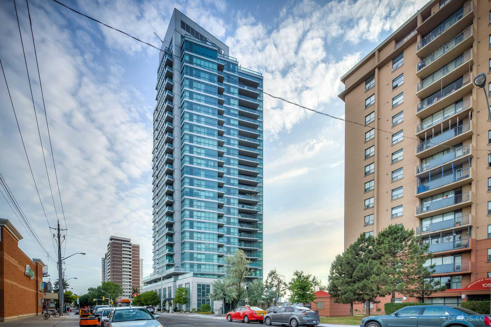 Minto Skyy at 1048 Broadview Ave, Toronto 0