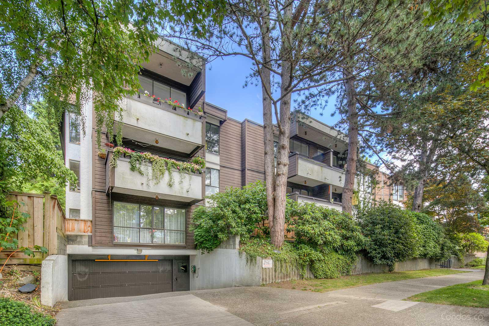 West Wind at 2255 W 8th Ave, Vancouver 1