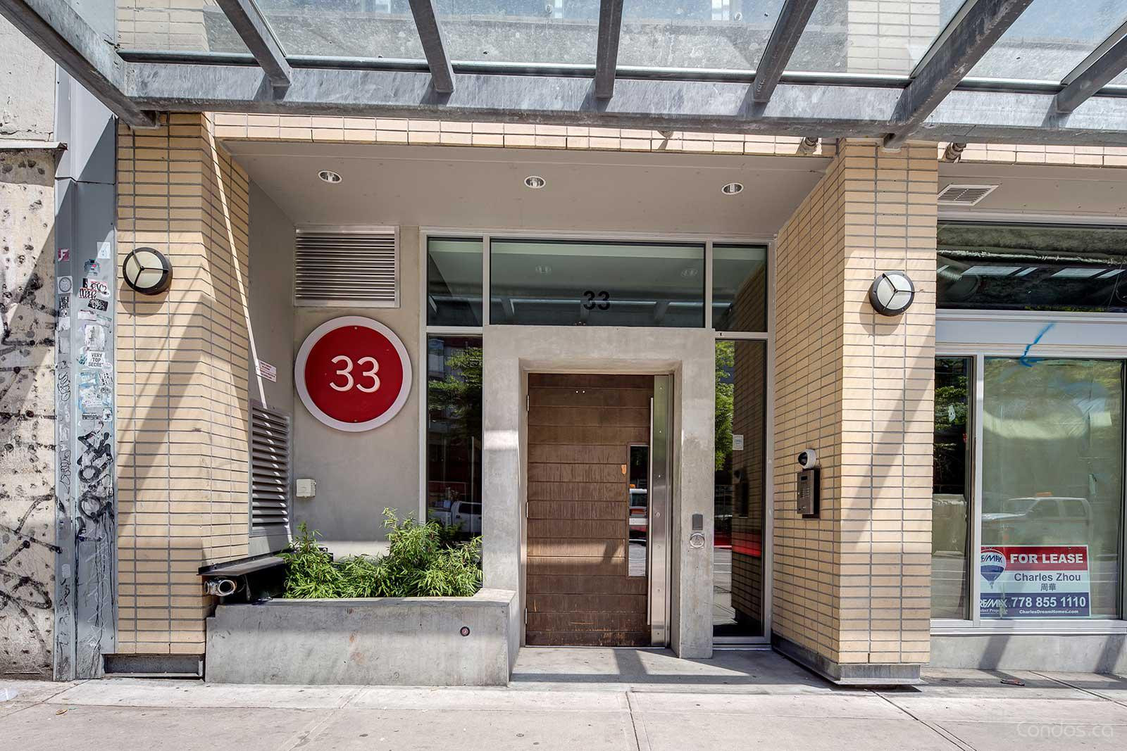 33 at 33 W Pender St, Vancouver 0