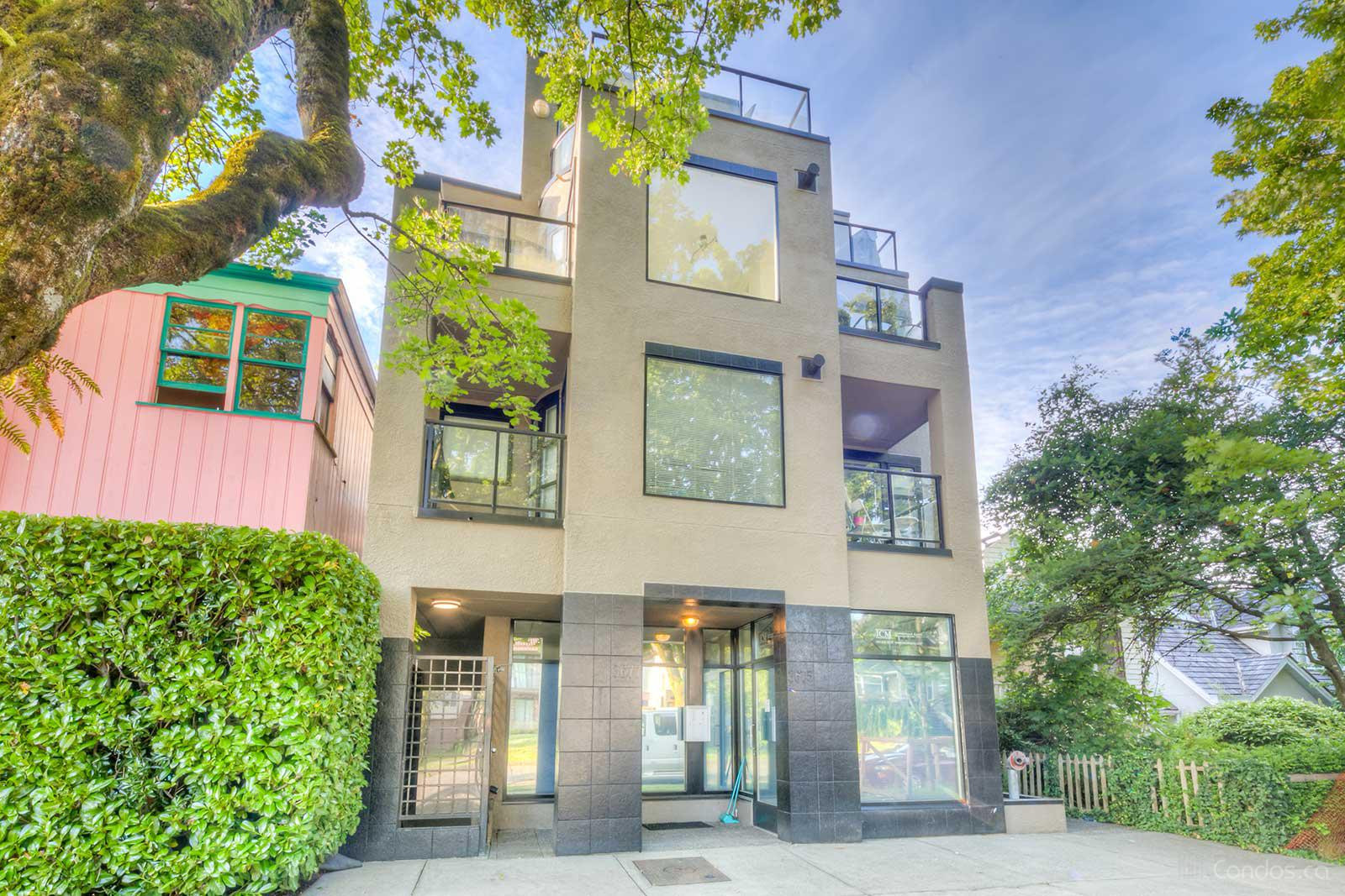 Alma Court at 3673 W 11th Ave, Vancouver 0