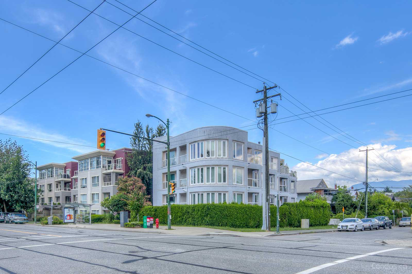 Collingwood Place at 3505 W Broadway, Vancouver 1