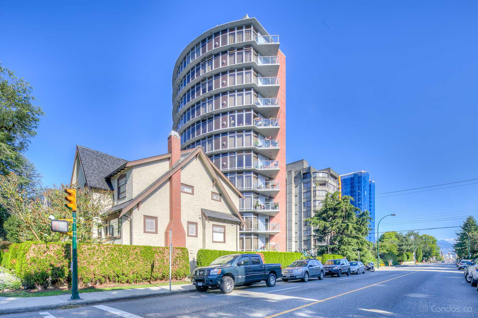 Crystal Court at 2965 Fir St, Vancouver 0