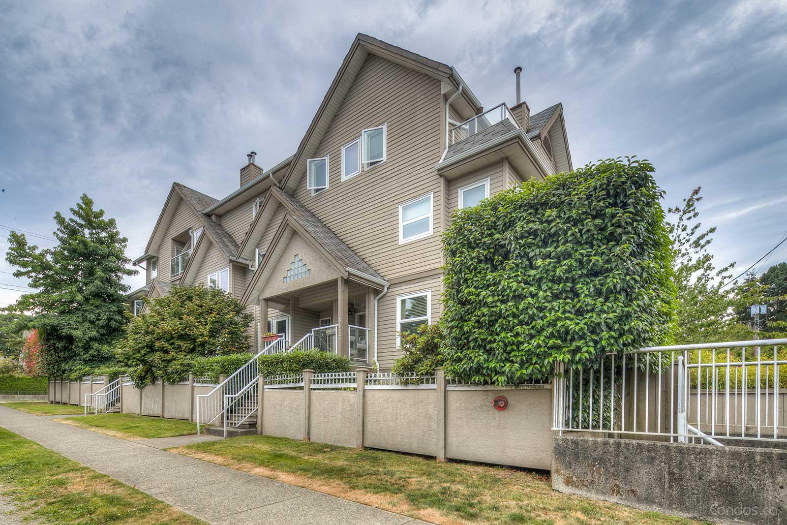 Fairview at 3189 Ash St, Vancouver 1
