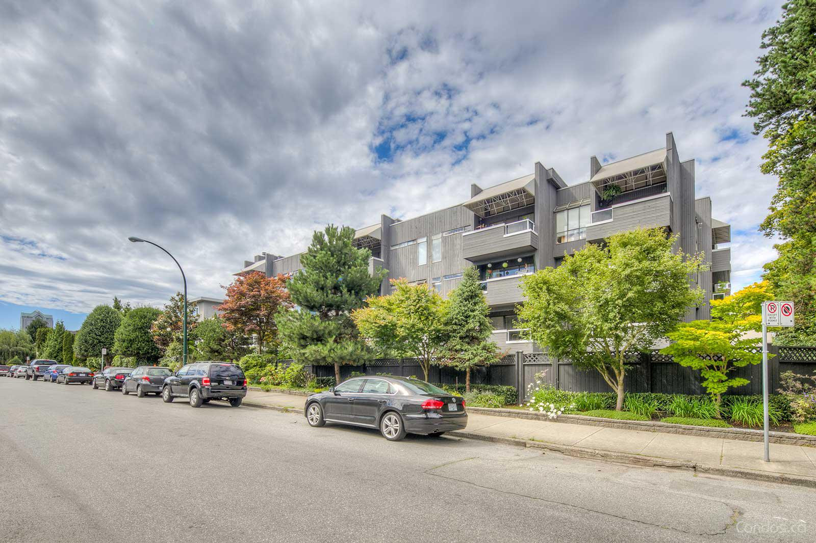 Fairview Gardens at 2885 Spruce St, Vancouver 0