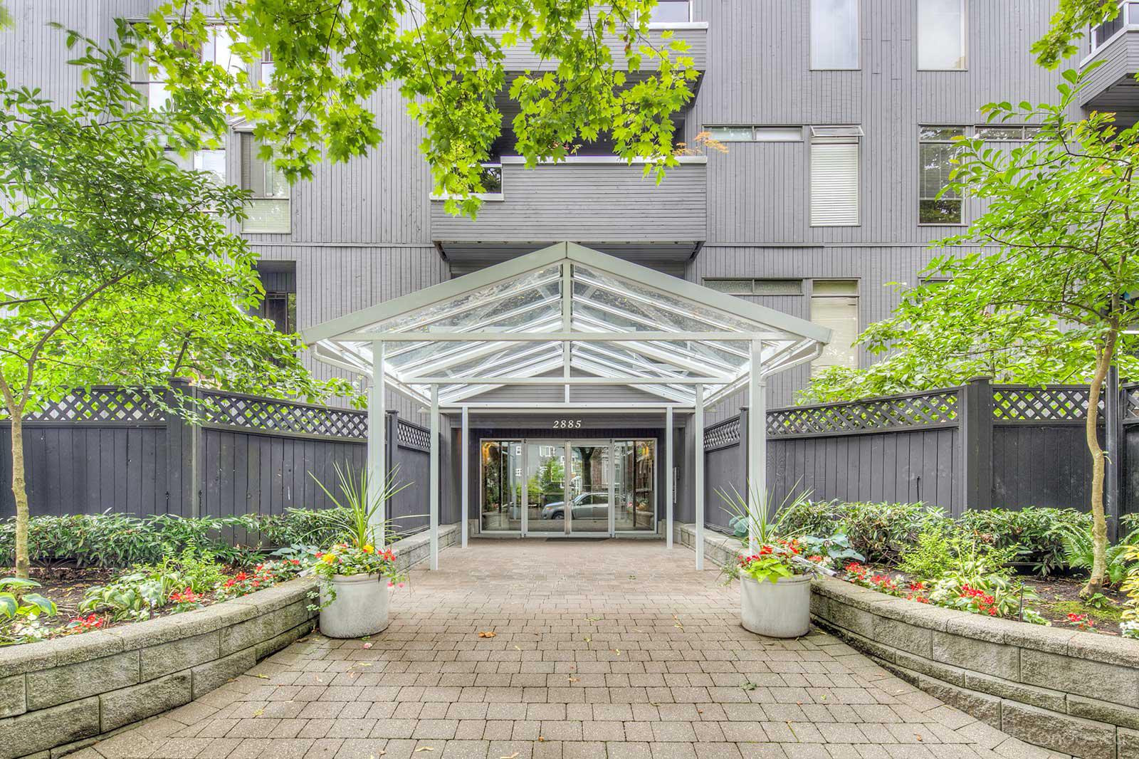 Fairview Gardens at 2885 Spruce St, Vancouver 1