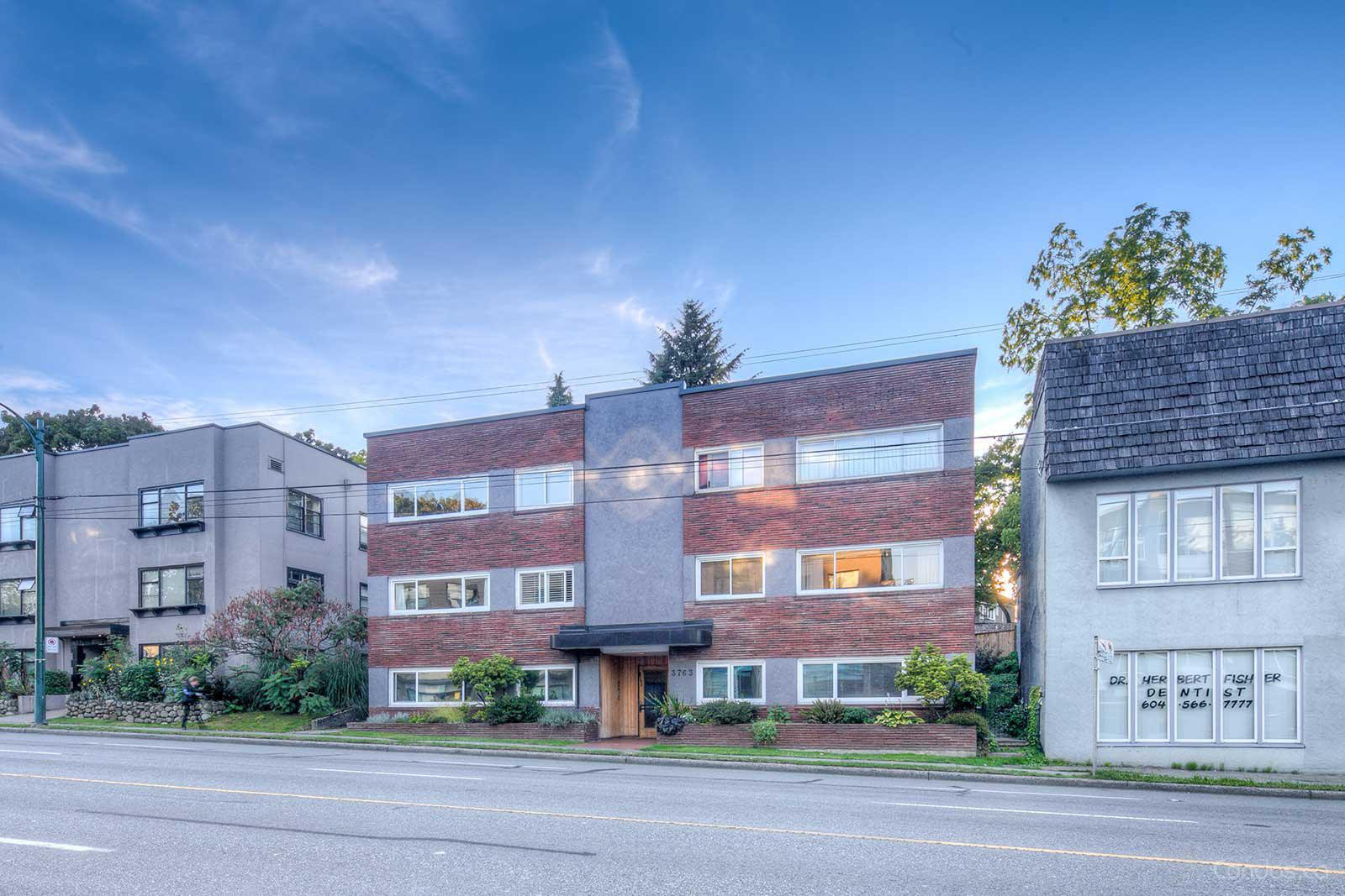 Oakcrest at 3763 Oak St, Vancouver 0