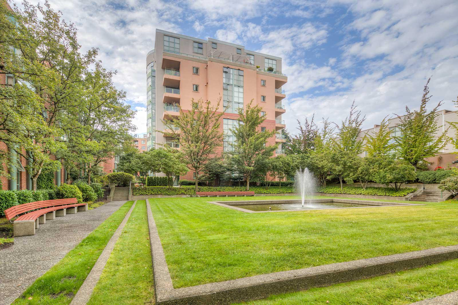 Pacifica Middlegate Tower at 3055 Cambie St, Vancouver 1
