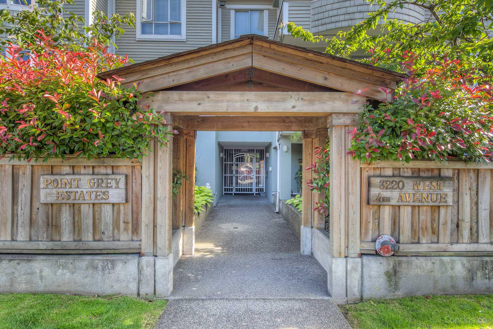 Point Grey Estates at 3220 W 4th Ave, Vancouver 1