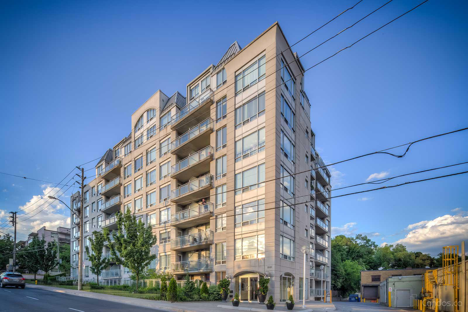The Bayview at 1801 Bayview Ave, Toronto 1