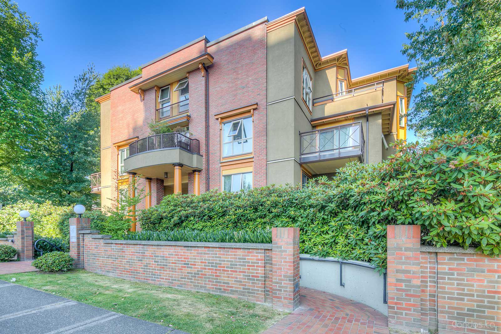 Sterling Court at 2775 Fir St, Vancouver 1
