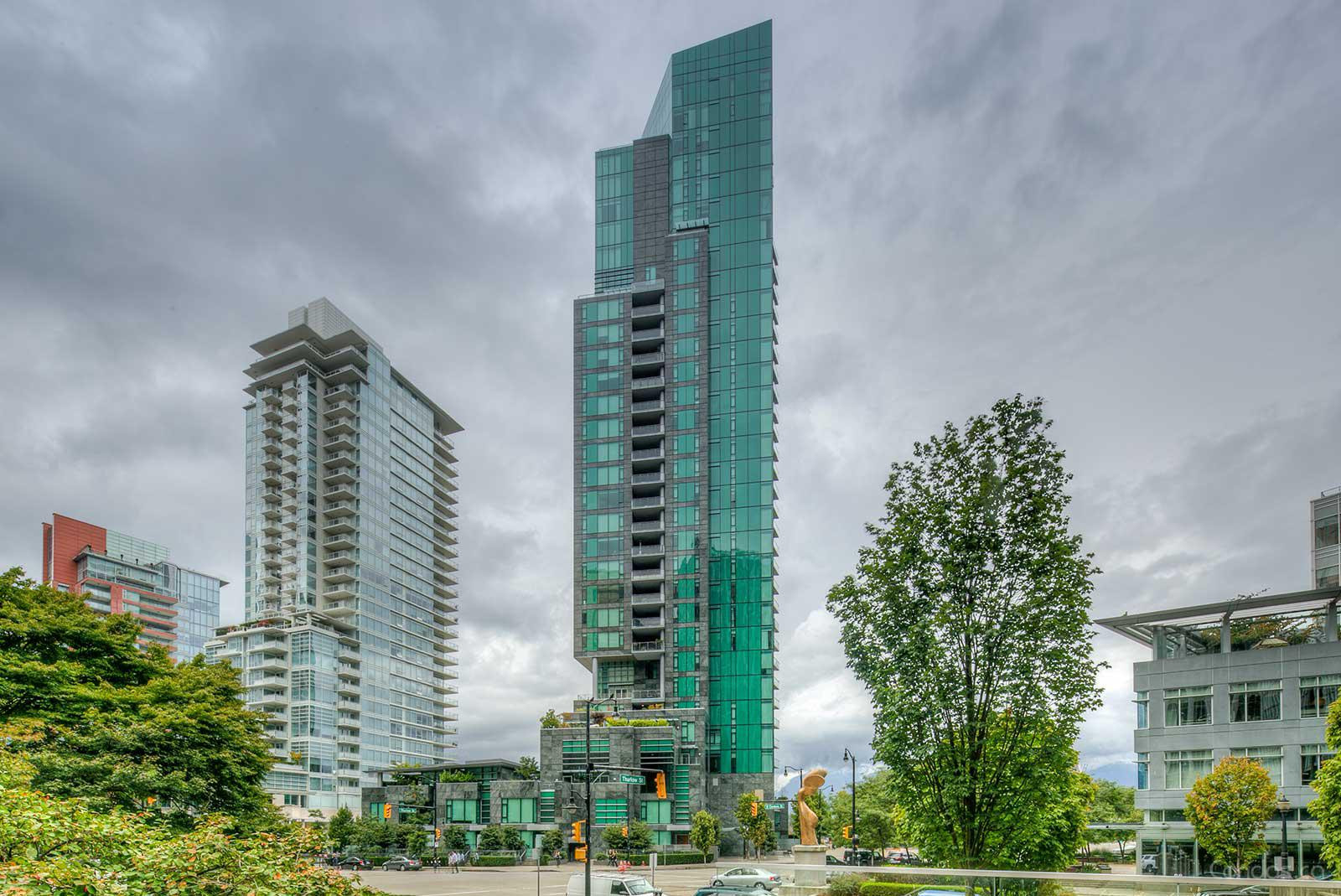 Three Harbour Green at 277 Thurlow St, Vancouver 0
