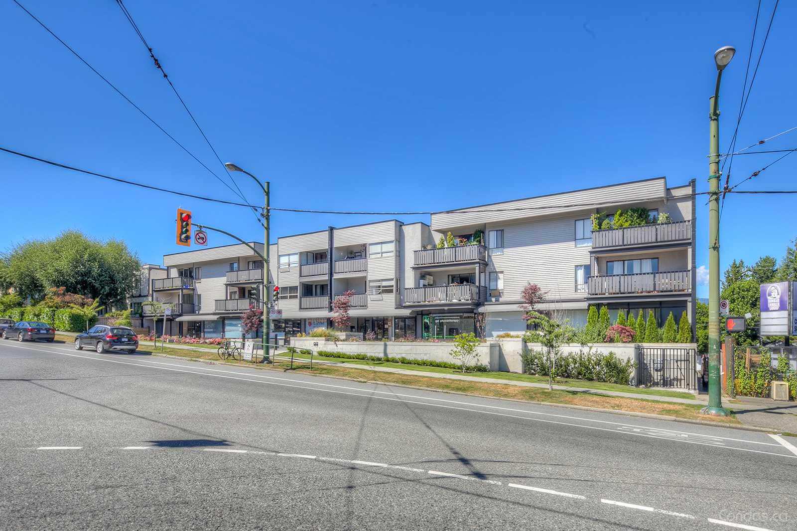 University Point at 3663 W 16th Ave, Vancouver 1