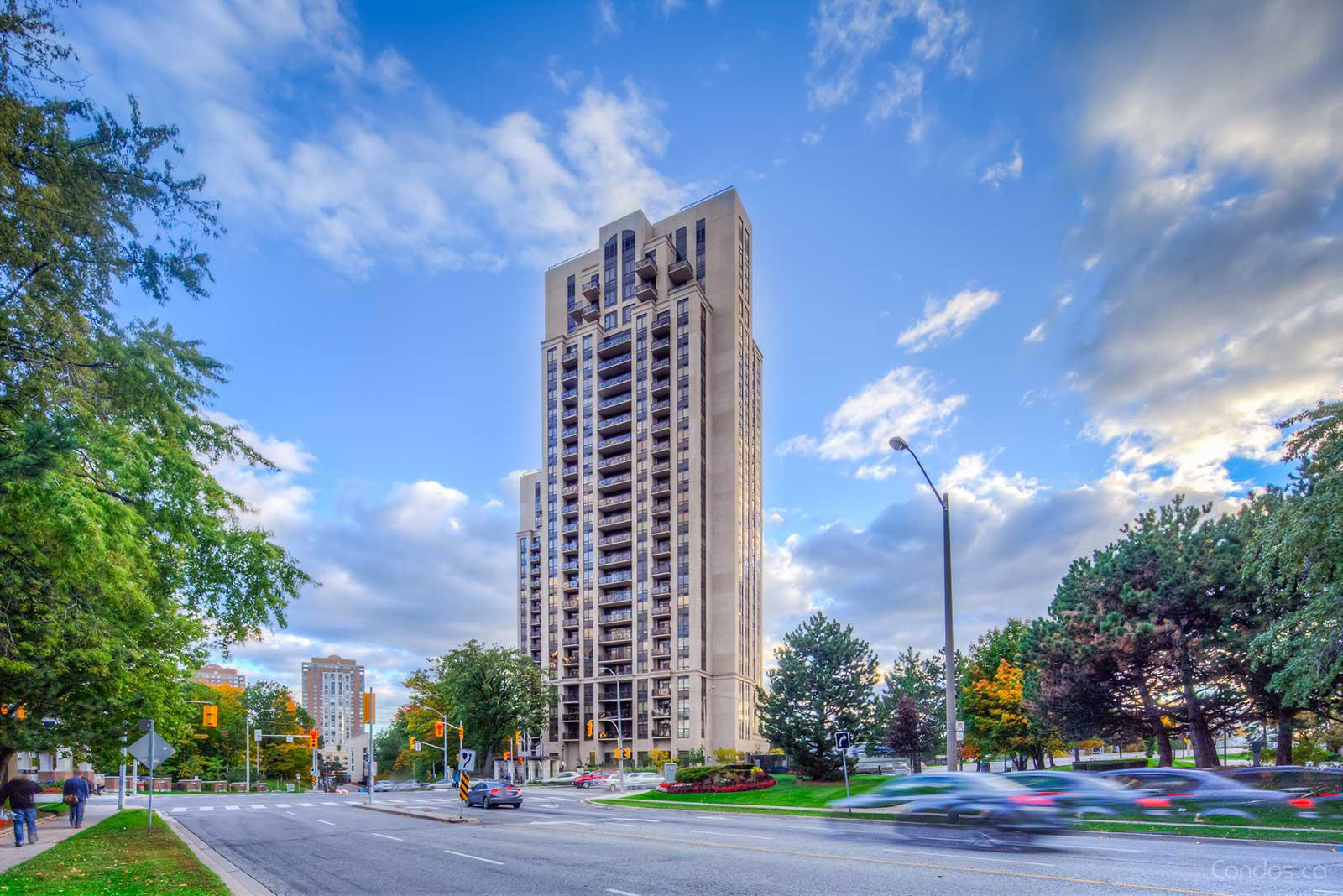 The Rosewood at 133 Wynford Dr, Toronto 0