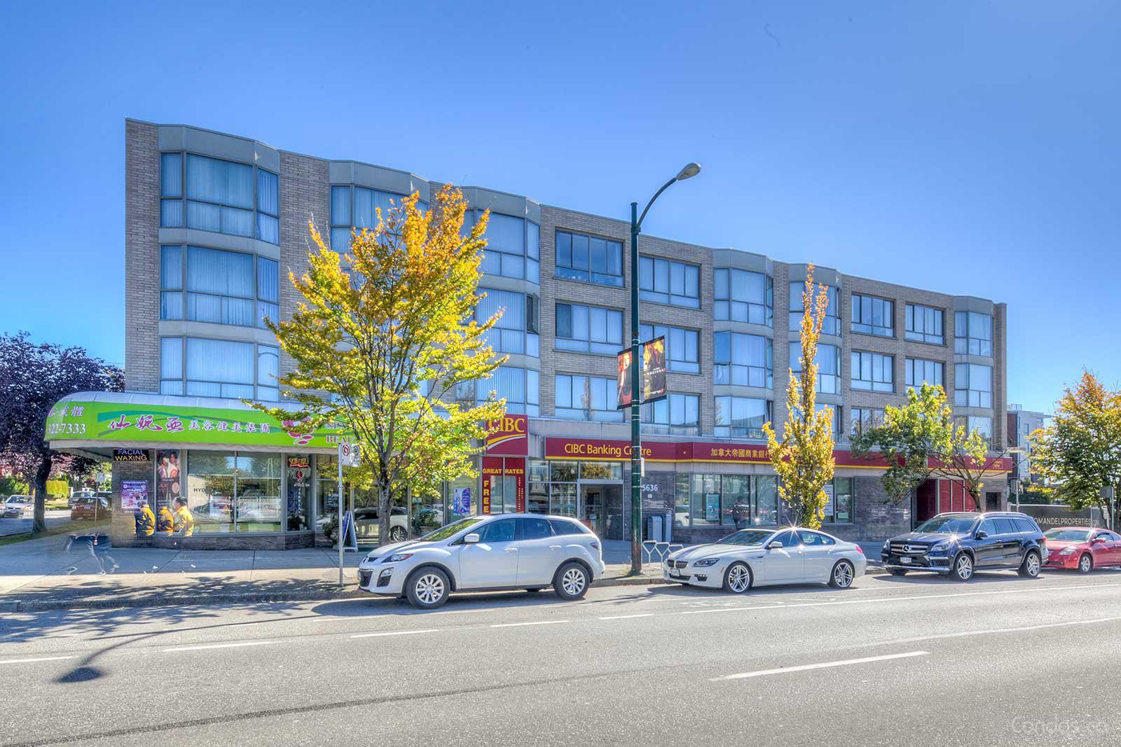 Kingsford Court at 488 W 40th Ave, Vancouver 0
