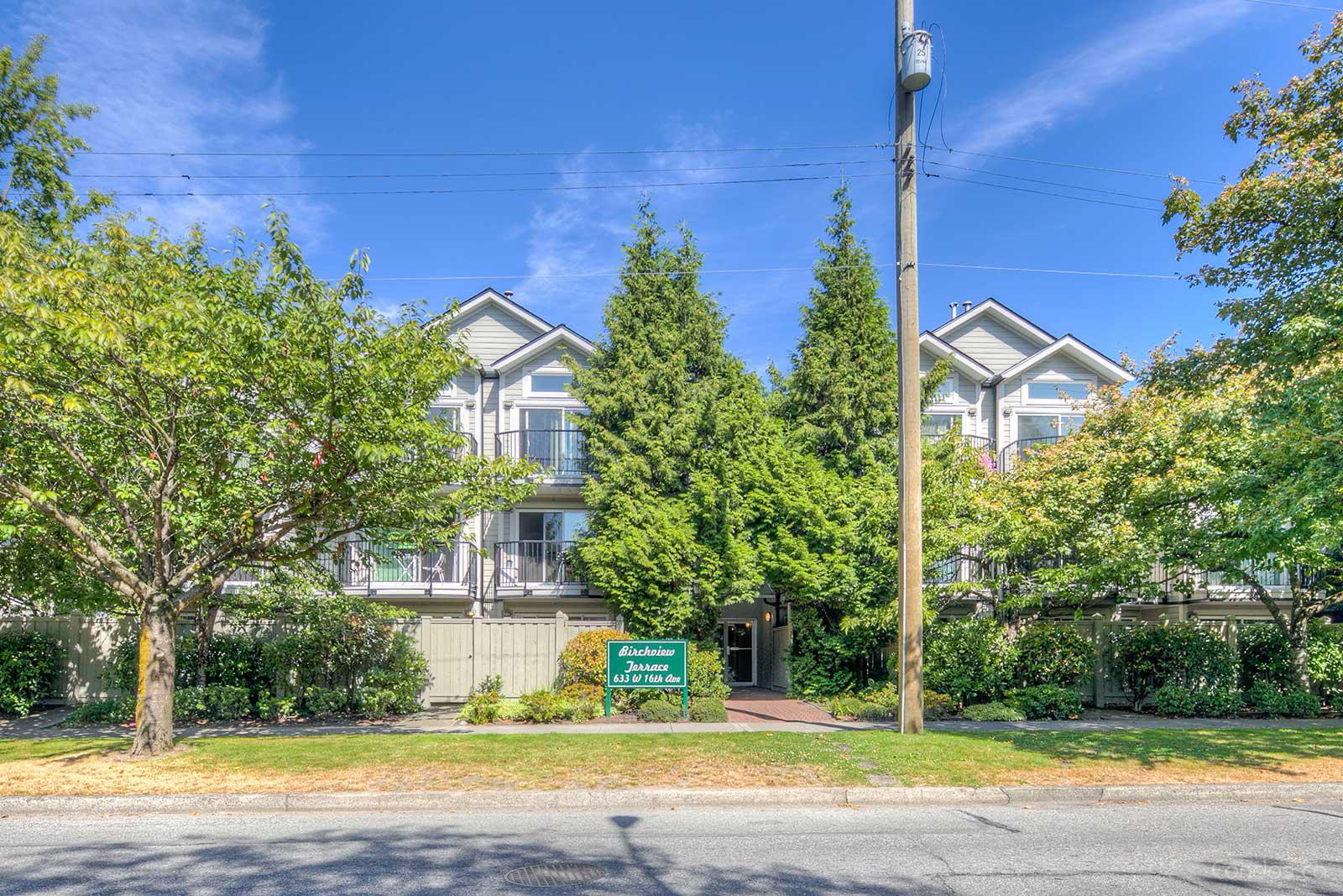 Birchview Terrace at 633 W 16th Ave, Vancouver 0