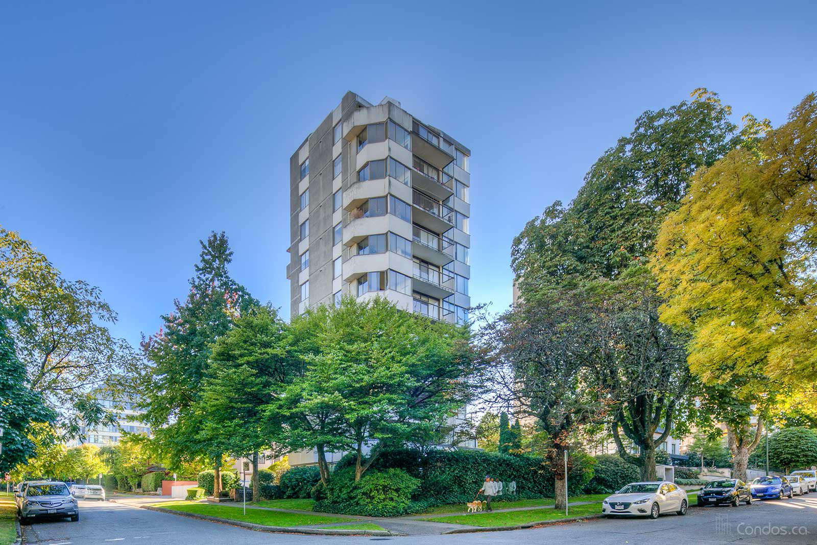 Carlton Towers at 5555 Yew St, Vancouver 0