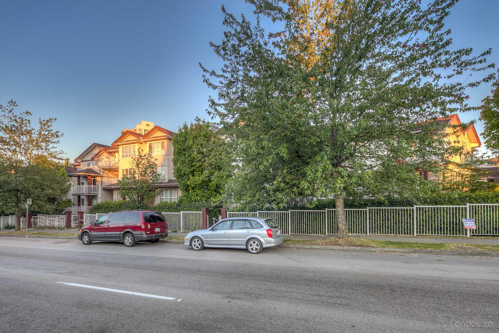 Central Place at 5355 Boundary Rd, Vancouver 0