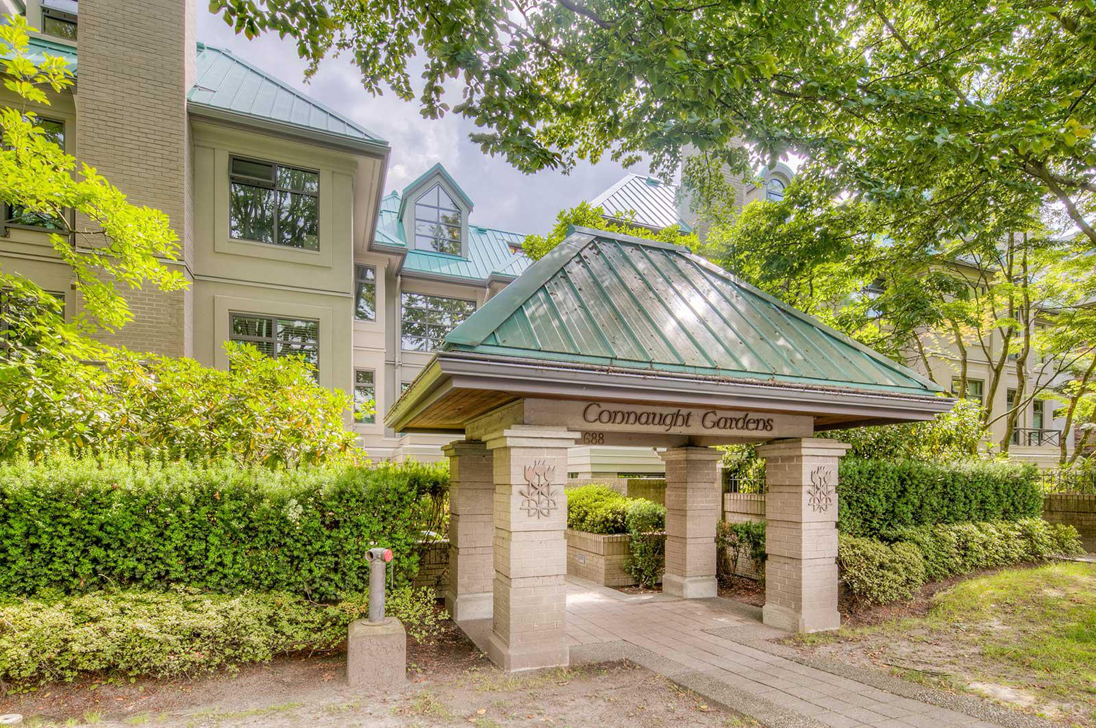 Connaught Gardens at 628 W 12th Ave, Vancouver 0