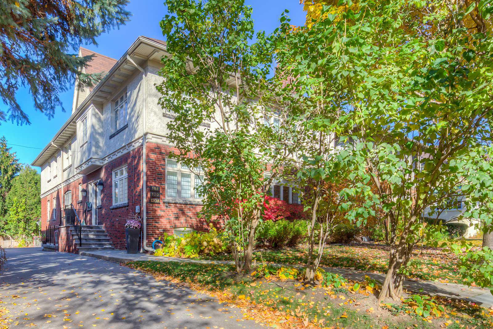 120 Rosedale Heights at 118 Rosedale Heights Dr, Toronto 0