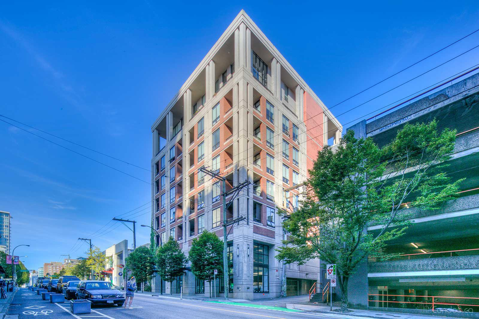 Metroliving at 531 Beatty St, Vancouver 0