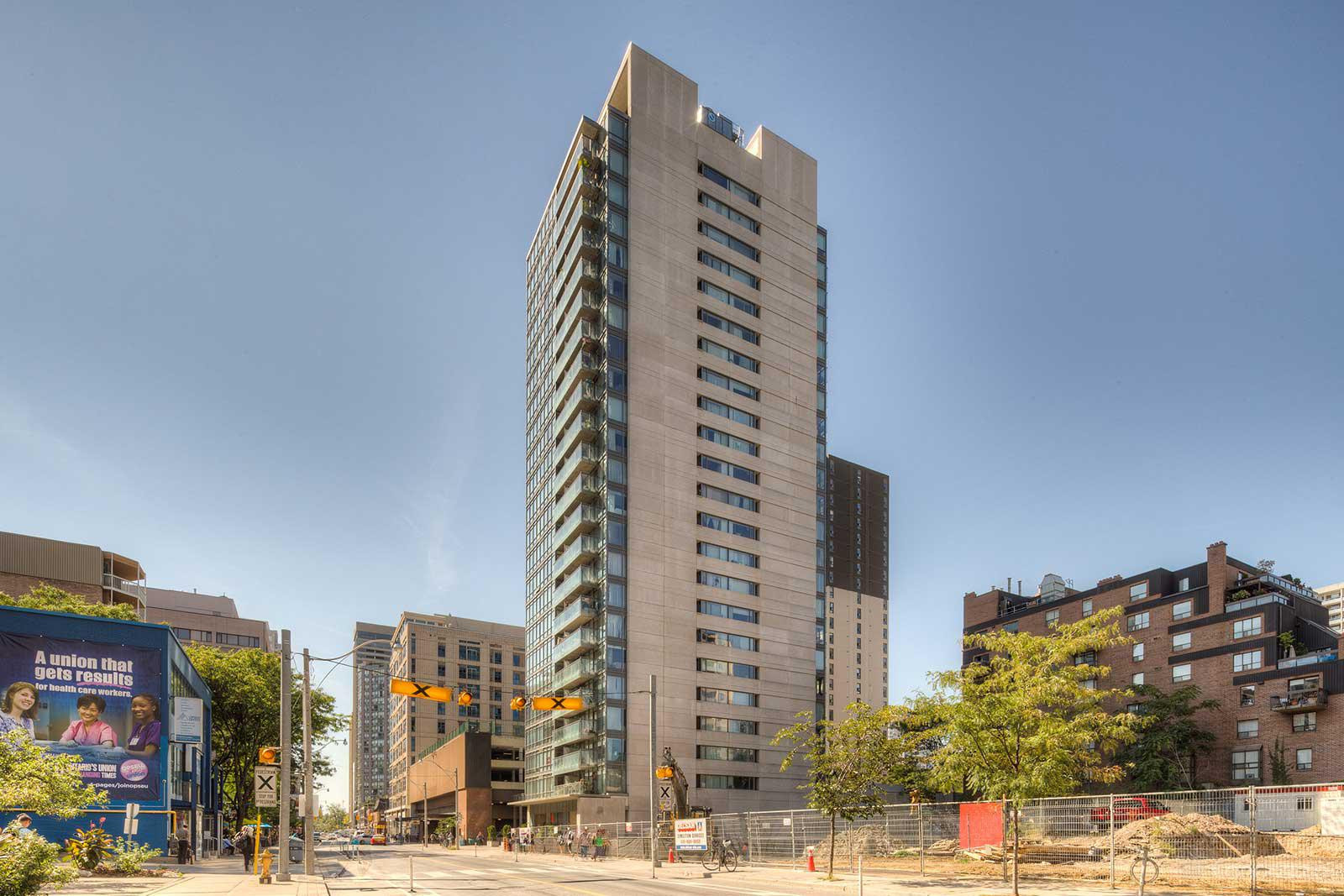 22 Condominiums at 22 Wellesley St E, Toronto 0