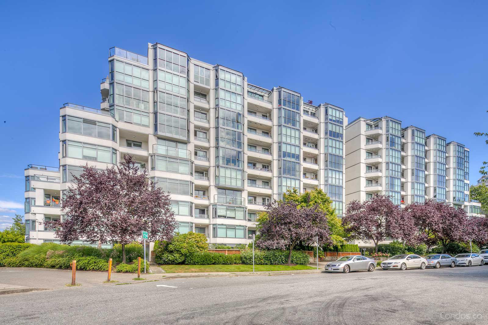 Pacific Cove at 456 Moberly Rd, Vancouver 1