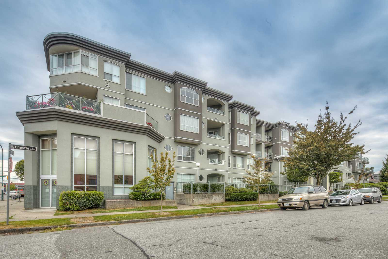 Southridge House at 6475 Chester St, Vancouver 0