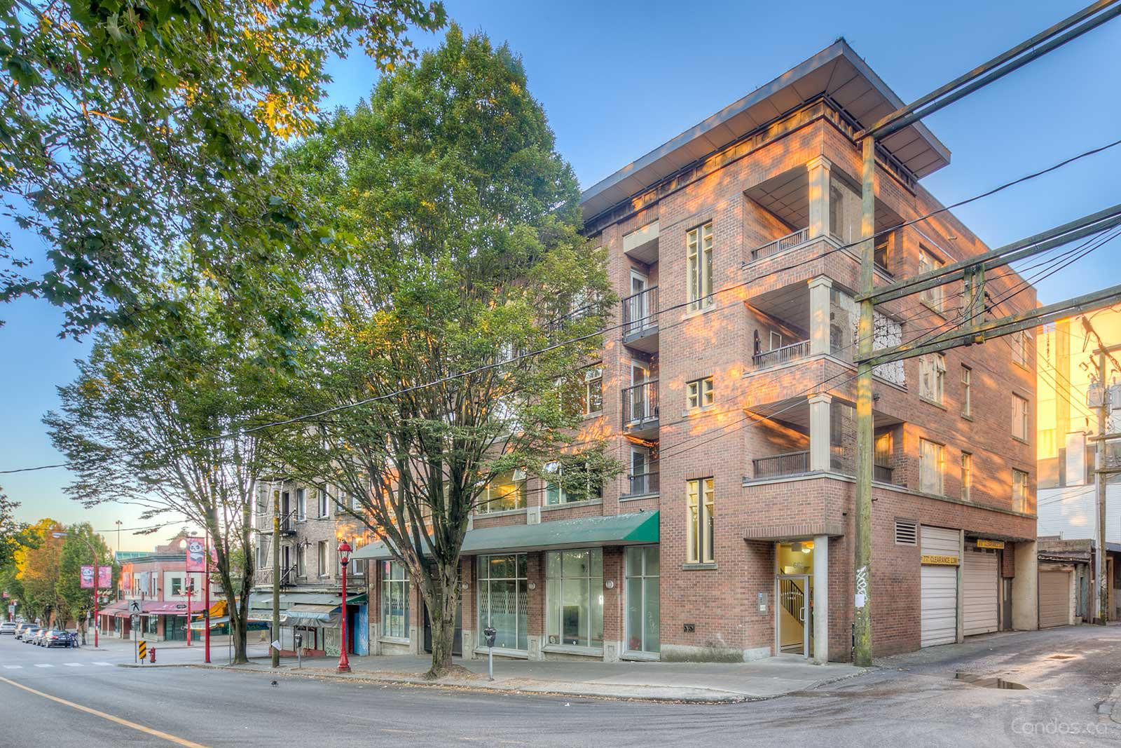 Strathcona Edge at 663 Gore Ave, Vancouver 0