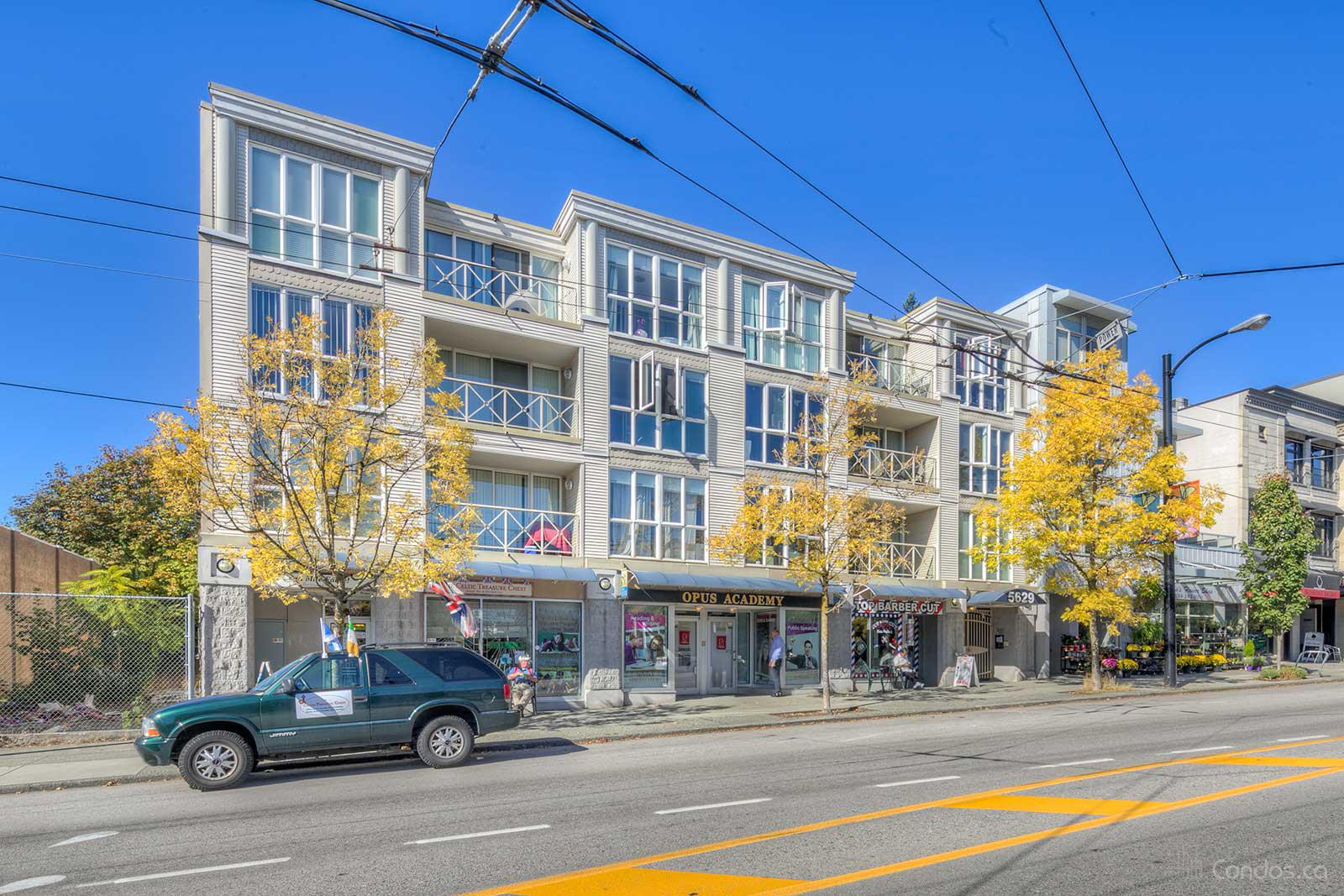 West Pointe at 5629 Dunbar St, Vancouver 0