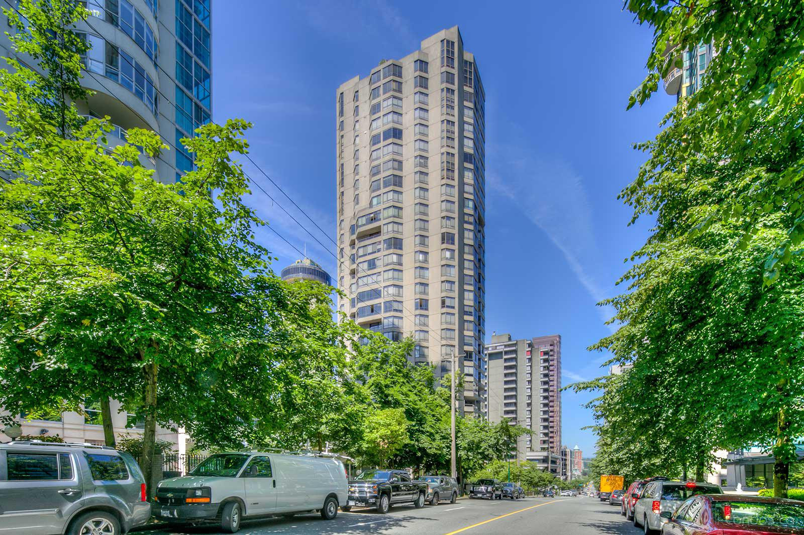 Alberni Place at 738 Broughton St, Vancouver 1