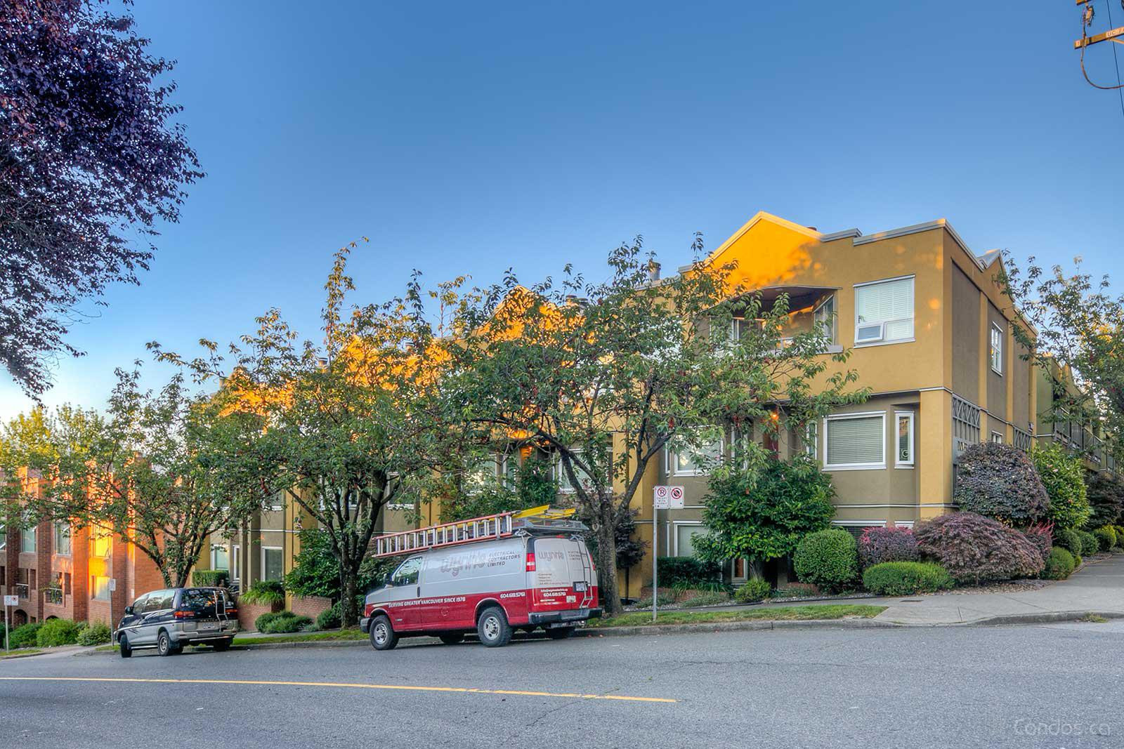 Dover Pointe at 795 W 8th Ave, Vancouver 0