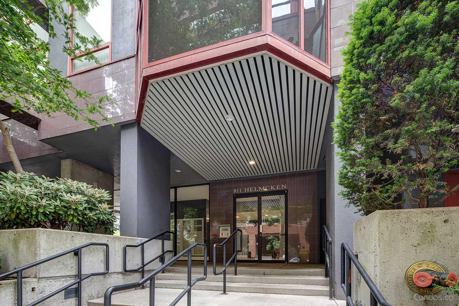 Imperial Tower at 811 Helmcken St, Vancouver 1